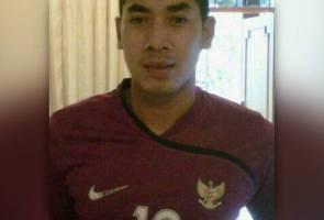 Penjaga gol handalan Indonesia Choirul Huda maut bertembung rakan sepasukan