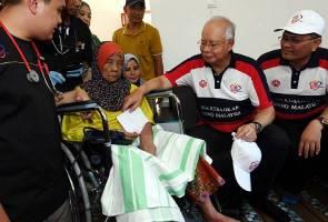 UMNO komited bantu rakyat setiap masa - PM Najib