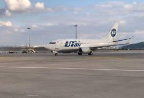 ISG terima penerbangan sulung UTair hari ini