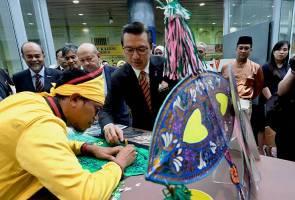 Anjung Malaysia tarikan terkini KLIA