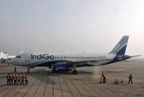 Dua syarikat penerbangan tambang murah India batal 65 penerbangan