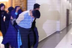 Pasangan ikat anak pada tong gas kekal pengakuan tidak bersalah