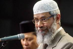 Kedah tidak halang Zakir Naik berceramah di negeri itu