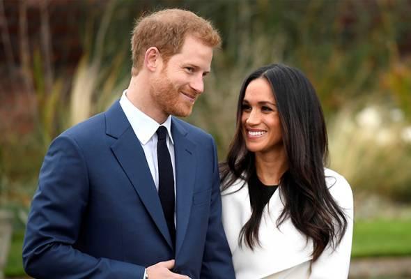 Adik kepada pewaris kedua takhta Britain bakal melangsungkan perkahwinan bersama wanita pilihannya, Meghan Markle pada musim bunga 2018. -REUTERS | Astro Awani