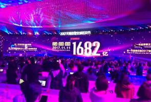 2017 Singles' Day smashes records