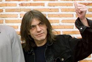 Pemain gitar, pengasas AC/DC, Malcolm Young meninggal dunia