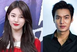 Berakhir sudah hubungan bintang Korea Lee Min Ho dan Suzy