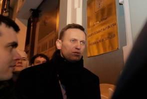 Navalny gesa boikot pilihan raya Mac depan