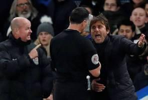 Conte akui kad merahnya atas kesilapan sendiri