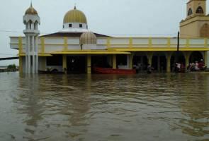 Kerajaan pusat akan kaji fenomena 'air termenung' di Tumpat