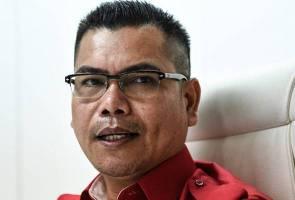 Jamal Yunos ditangkap ketika sedang gunting rambut