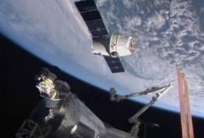 NASA buka ISS kepada pelancong untuk misi angkasawan peribadi
