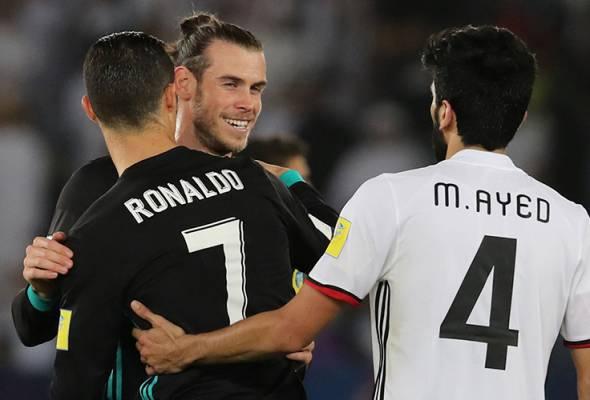 Wira Real Madrid bangkang VAR