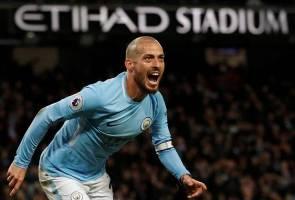 Silva sahkan bakal tinggalkan Manchester City