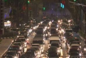 Trafik KL keluarkan 327 saman pada Op Tutup malam tadi