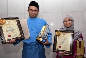 Muhammad Afifi Al-Akiti penerima Anugerah Perdana Maulidur Rasul 2017