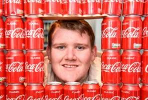 Ketagih minum 40 tin Coke sehari, lelaki ini akhirnya...