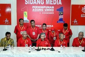 Rampas Selangor daripada pembangkang baru fikir calon MB - TPM Zahid