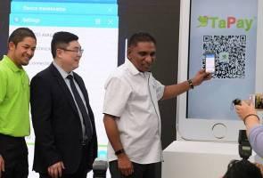 Cyberjaya mahu jadi bandar tanpa tunai pertama melalui penggunaan TaPay