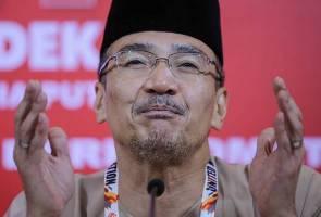 Hishammuddin jumpa Tun M di Putrajaya semalam?