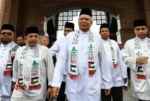 Biar badan dikerat, Palestin tetap dipertahan - PM Najib