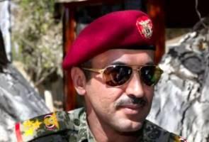 Anak Ali Abdullah Saleh mahu hapuskan Houthi dari bumi Yaman