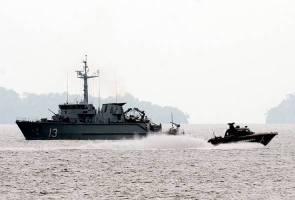Tiga nelayan disyaki penagih dadah ditahan di tengah laut