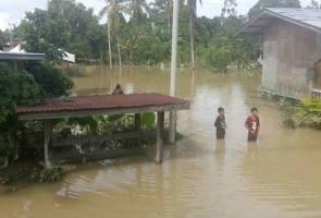 Banjir Kota Belud tiada tanda pulih