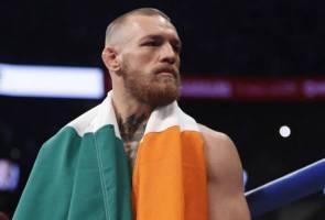 Conor McGregor beri bayangan ingin beraksi di WWE pula?