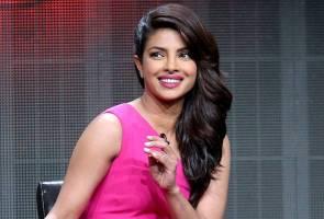 Priyanka Chopra bakal dianugerah ijazah Doktor Falsafah