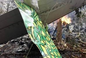 12 korban nahas pesawat ringan di Costa Rica