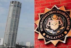 SPRM Pulau Pinang tahan penolong pegawai tadbir universiti awam