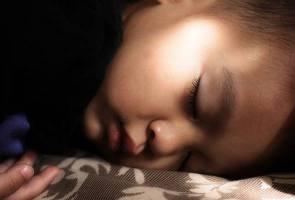 Tetapkan anak tidur awal, hidup ibu bapa lebih gembira
