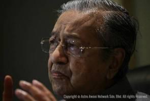 Orang Melayu tak sedar, masih anggap diri 'Tuan' - Tun M