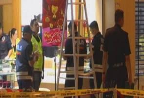 10 lelaki bawa lari barang kemas RM1.5 juta