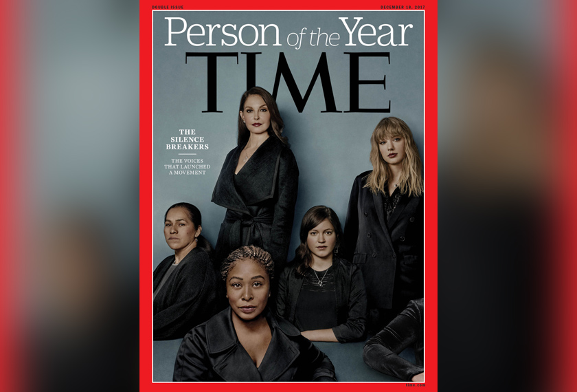 "Majalah TIME angkat ""Silence Breakers"" sebagai ""Person of The Year 2017"" - time.com"