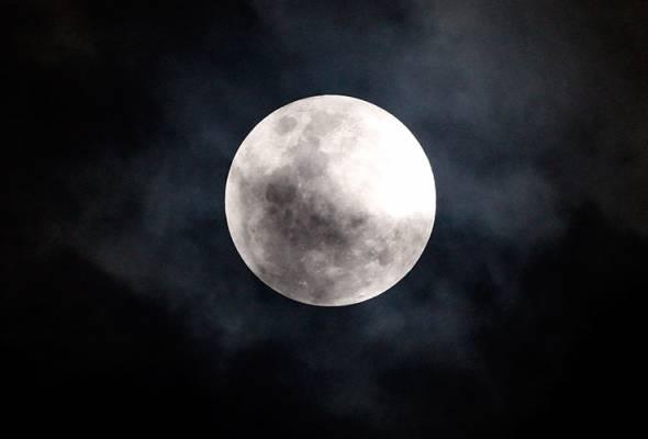 Kenapa anda perlu saksikan fenomena gerhana bulan penuh?