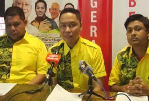Kempen #UndiRosak tidak bertanggungjawab - Gerakan Belia 4B Malaysia