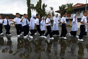 Persekolahan 2018: Lebih 135,000 murid Tahun Satu di empat negeri
