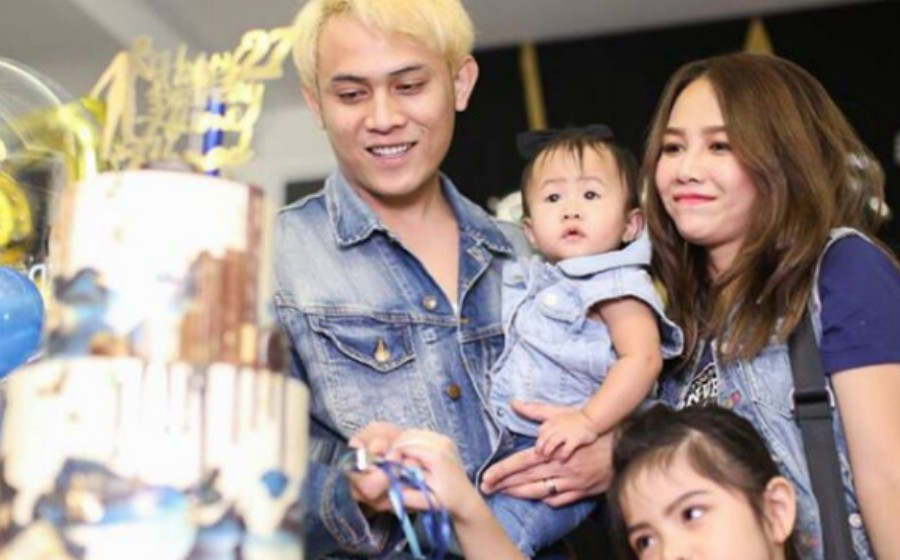 'Happy Birthday, sayang!'- Stacy buat kejutan hari jadi Akim