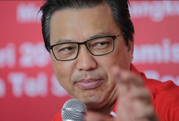 LIOW: Walaupun DAP mendapat 85 peratus sokongan masyarakat Cina sebelum ini,  mereka tidak mempunyai prinsip dalam perjuangan. - Gambar fail/Astro AWANI | Astro Awani