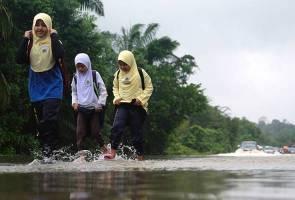 PM Najib pantau situasi terkini banjir, pastikan bantuan mencukupi