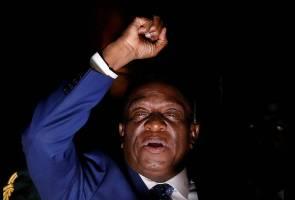Tak mahu gunting dalam lipatan, Mnangagwa buang habis 'orang Mugabe'