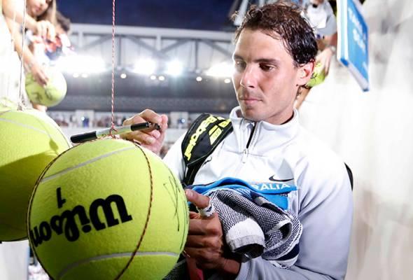 Terbuka Australia: Nadal cemerlang atasi Dzumhur