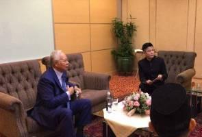 'Bicara Empat Mata' bersama PM Najib