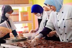 CocoDamia bakal tembusi pasaran coklat halal di Jepun