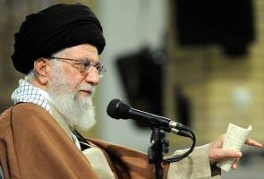 Iran has foiled plot to use protests to overthrow system: Khamenei