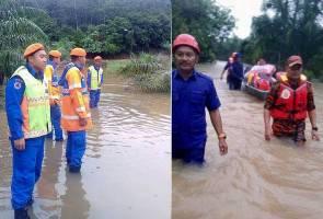 Jumlah mangsa terjejas banjir di Johor terus meningkat