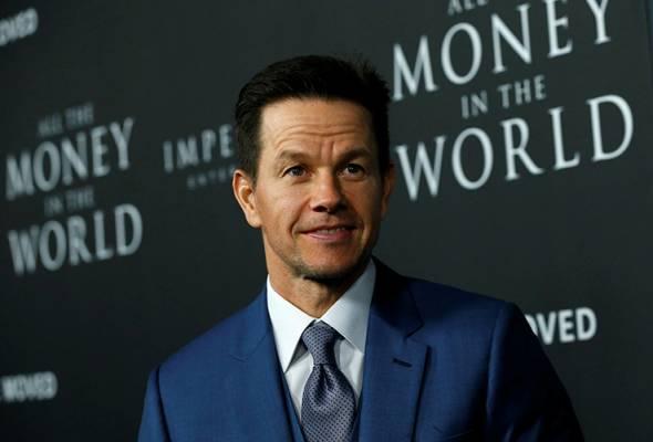 Mark Wahlberg derma AS$1.5 juta kepada dana undang-undang Time's Up