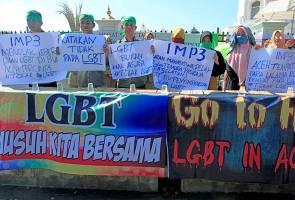 12 transgender Aceh dipaksa gunting rambut, polis jalankan siasatan